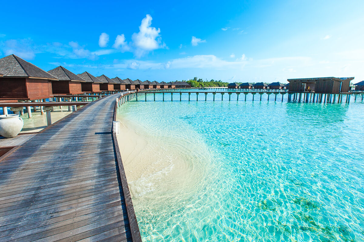 Maldives Holiday Water Bungalows