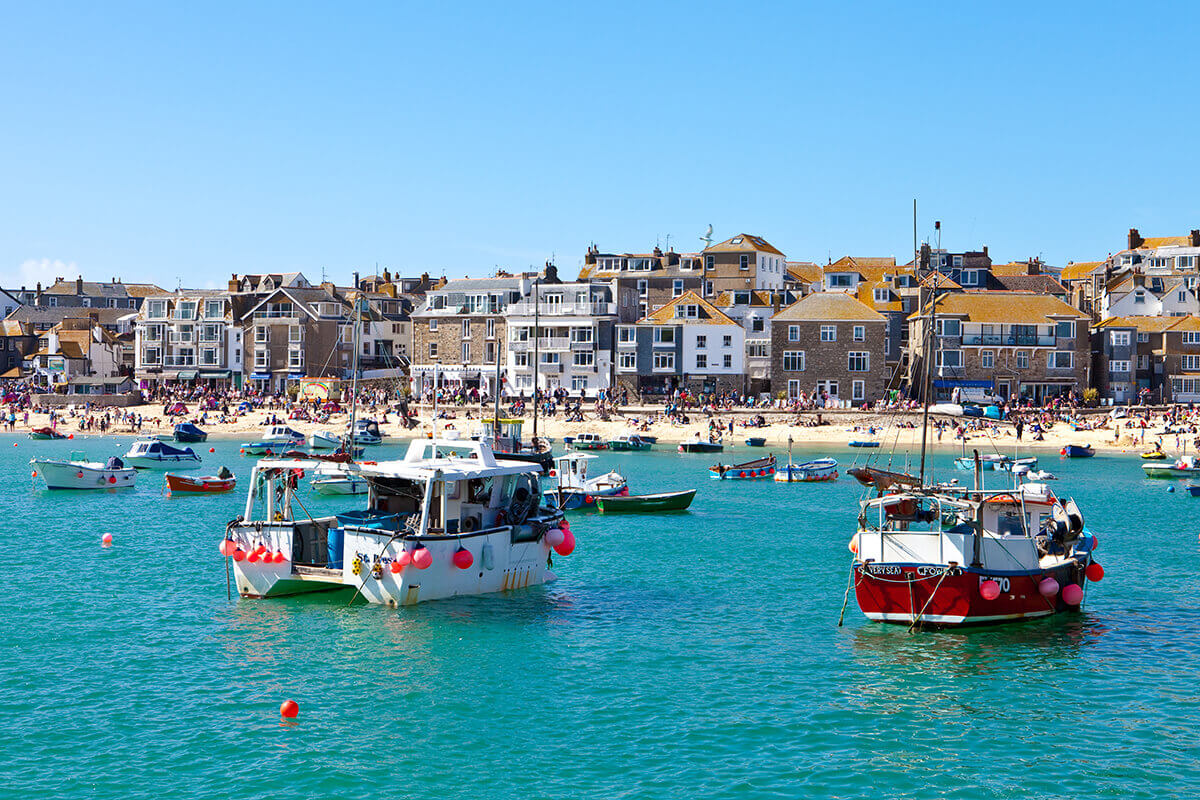 St-Ives Harbour
