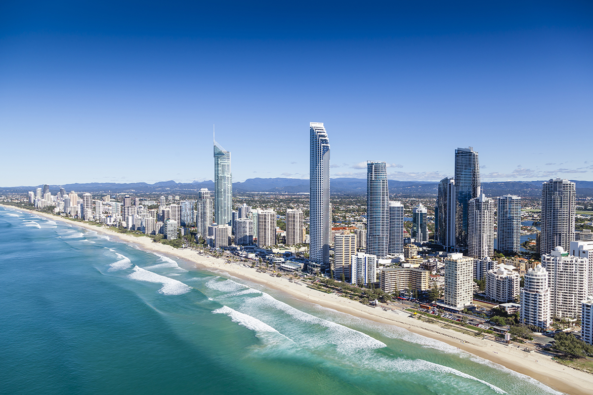 gold coast Australia holiday