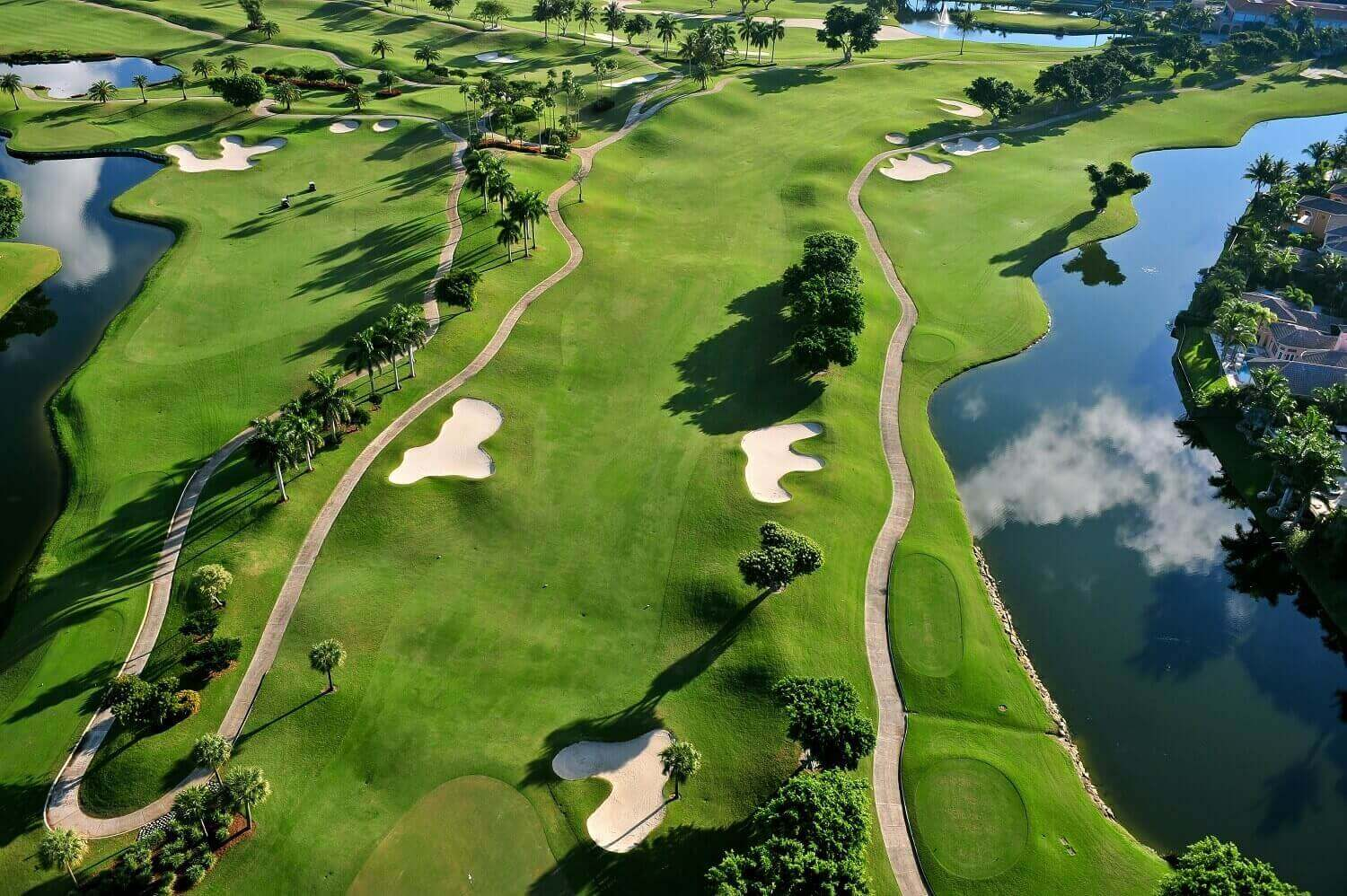 PGA golf course in Spain