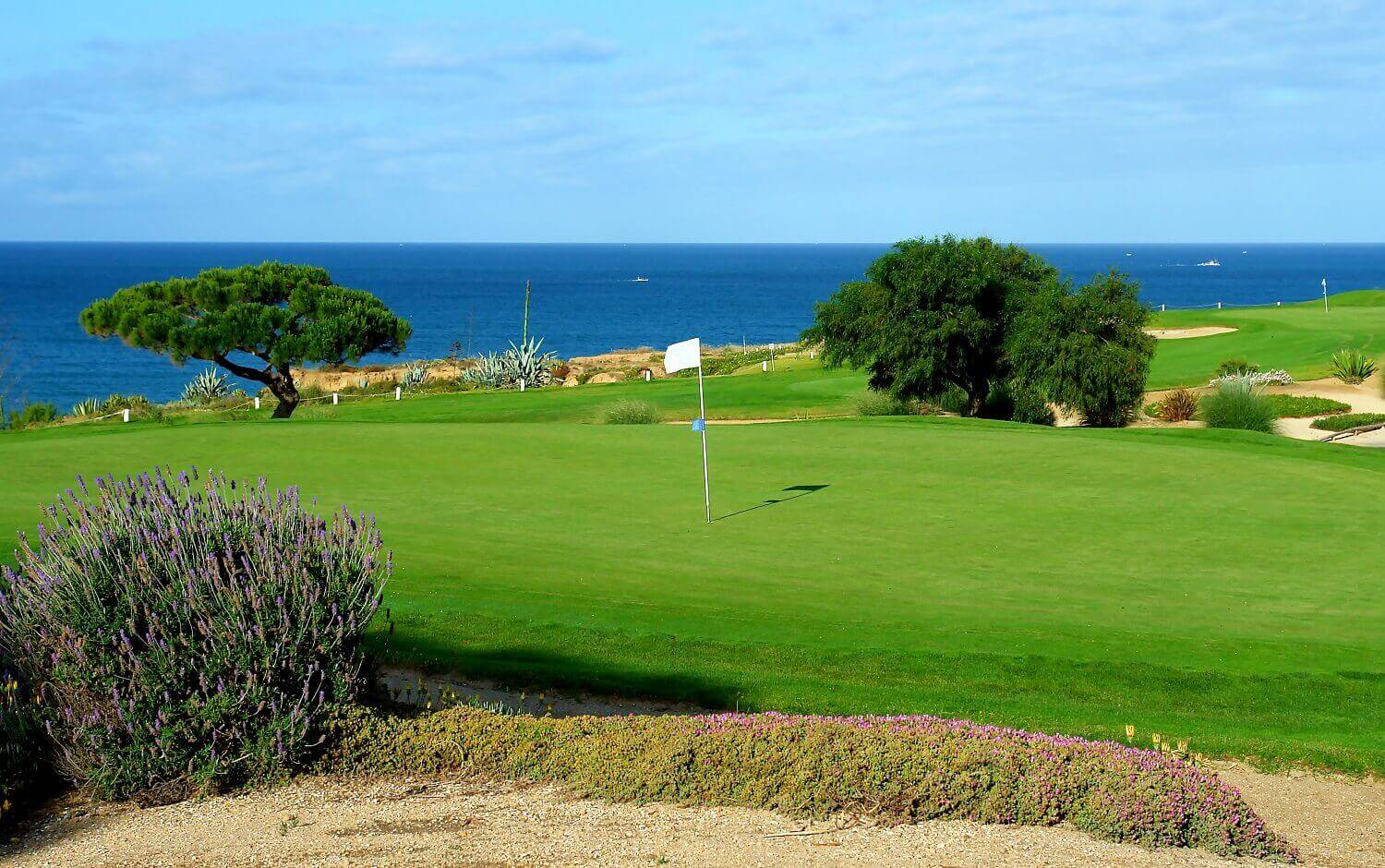 Golf course in Portugal