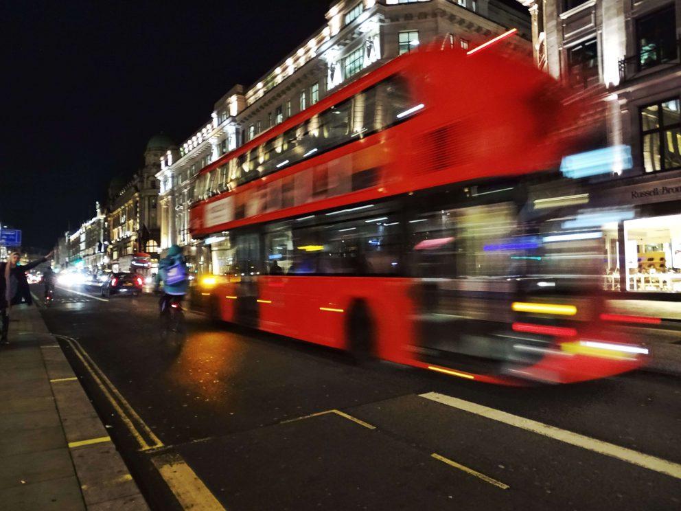 london tour bus